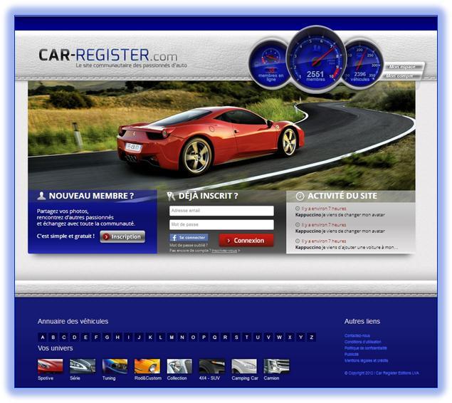 Car register2