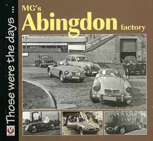 MG Abingdon Factory