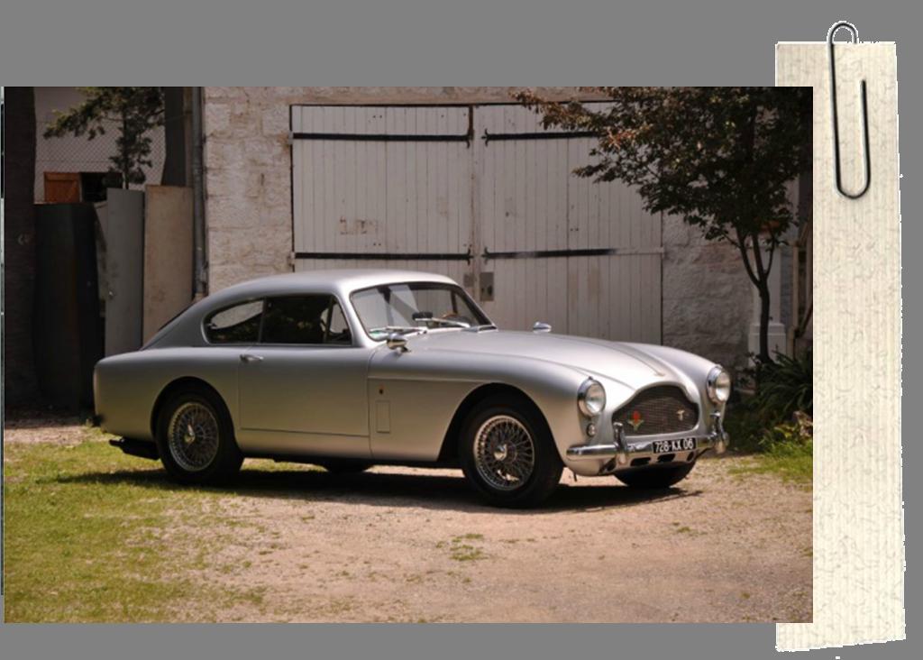 Aston DB24