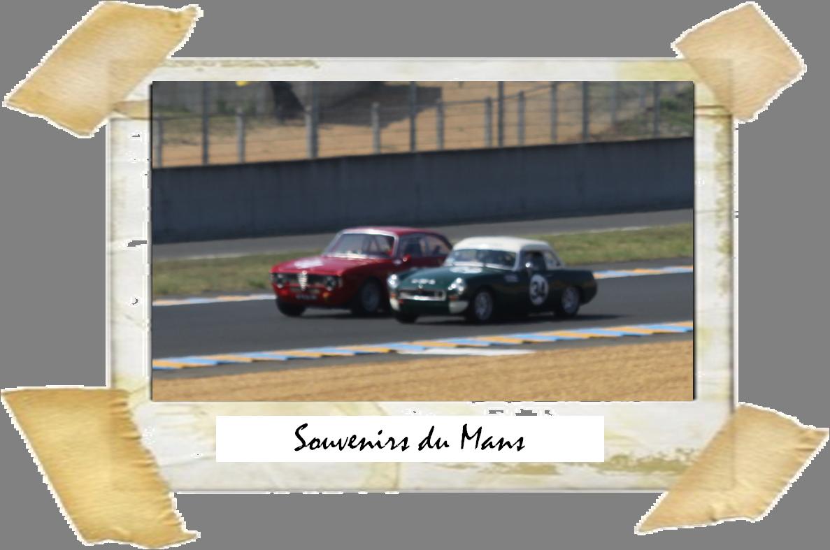 Souvenirs du Mans