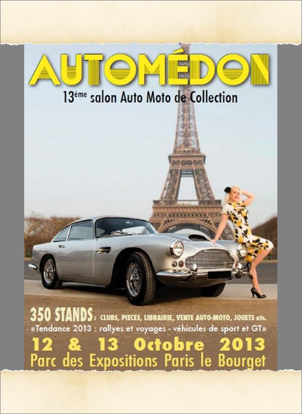 Automedon 2013