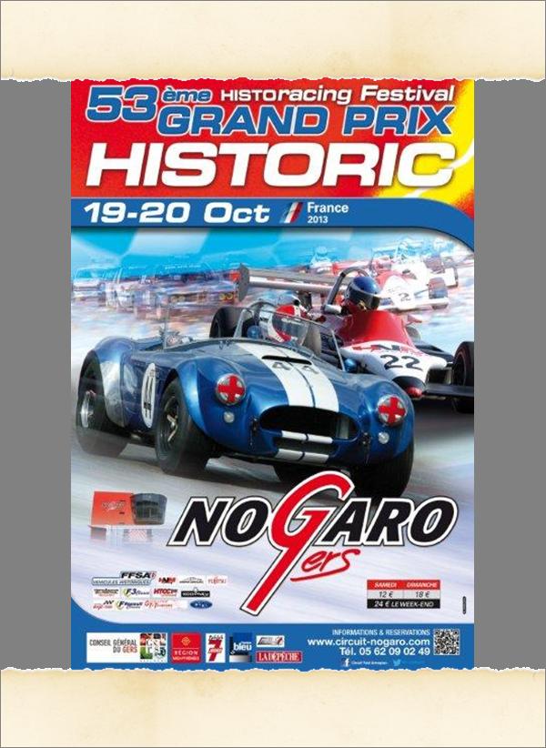 Grand Prix Nogaro 2013