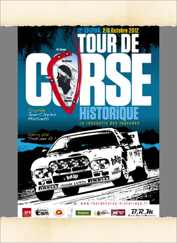 Tour de Corse Historique 2013
