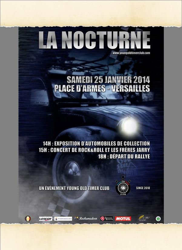 Affiche Nocturne 2014