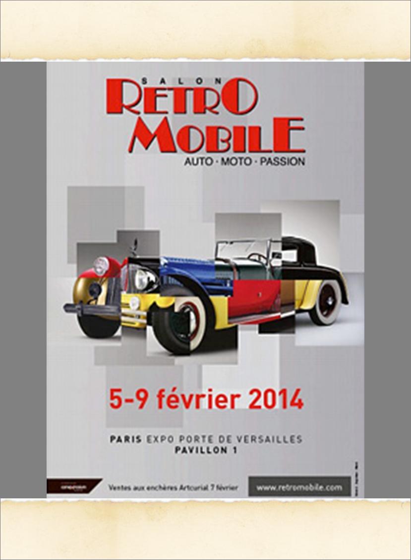 Retromobile 2014