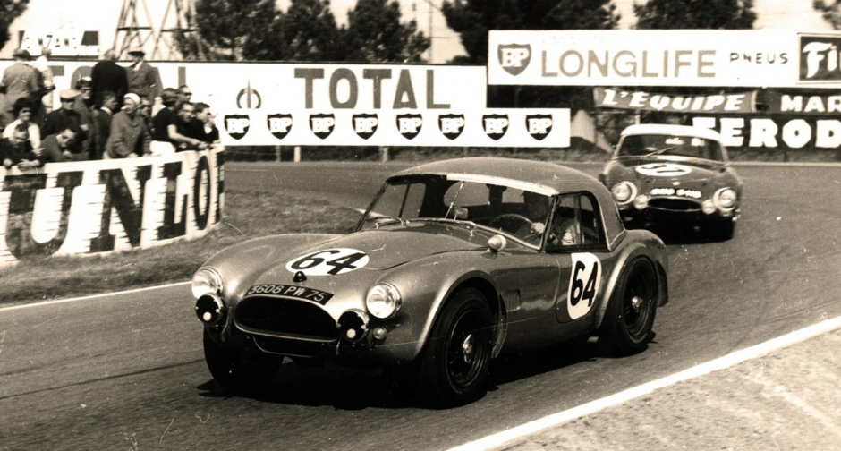 Cobra MG Le Mans