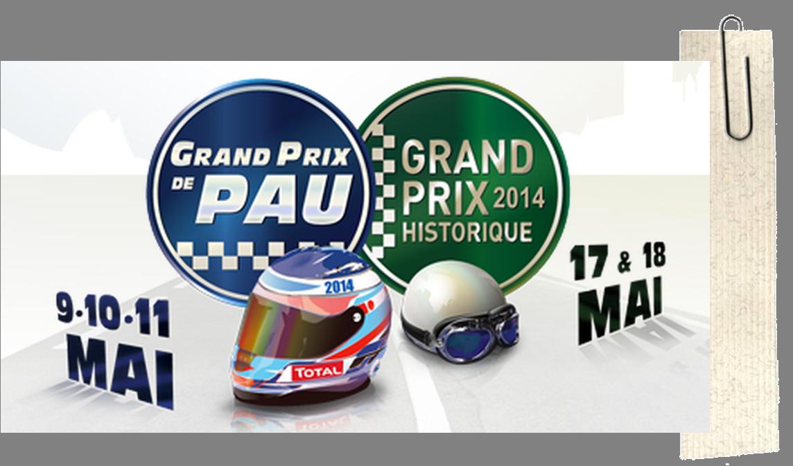 GP Pau Affiche