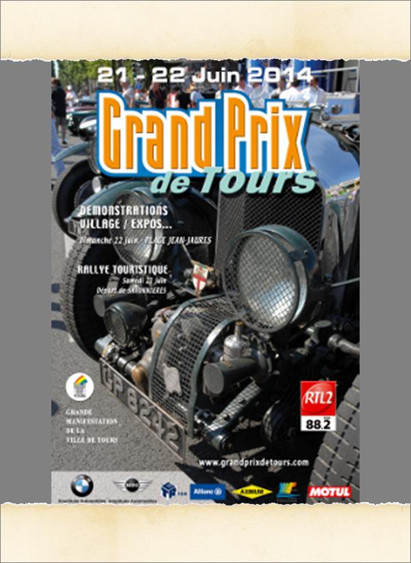GP Tours 2014
