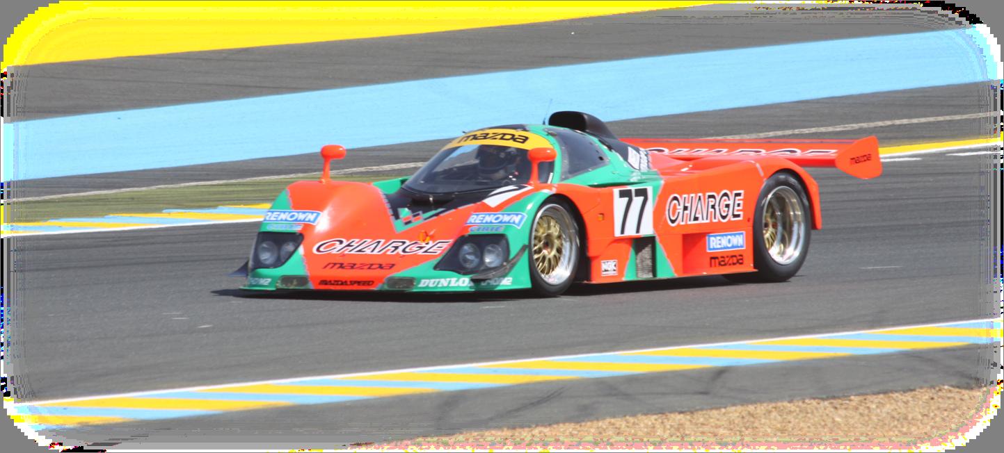 Mazda Groupe C