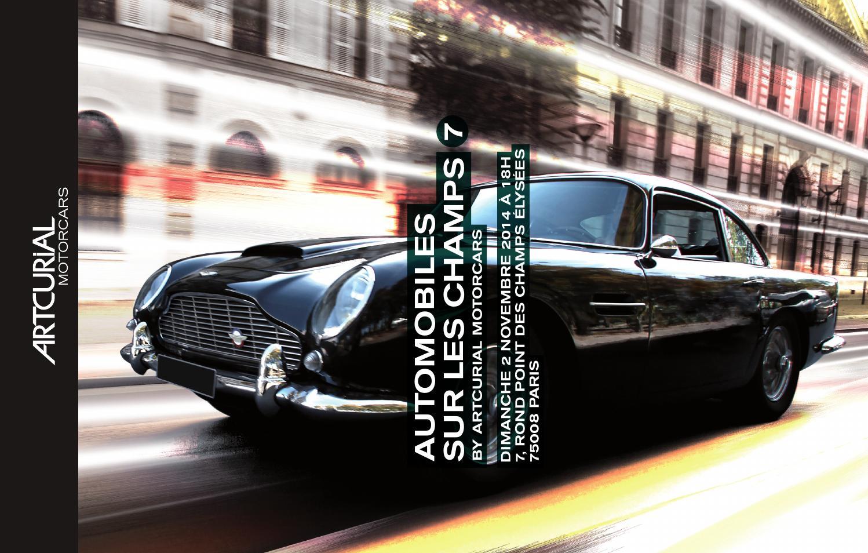 Automobile sur les Champs 7