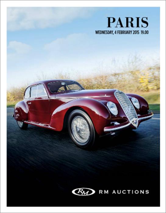 Catalogue RM Auction 2015