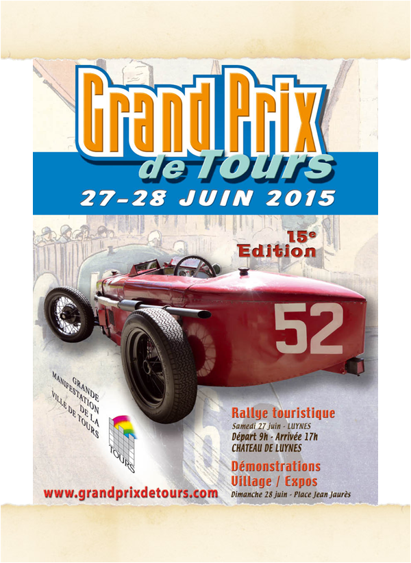 GP Tours 2015