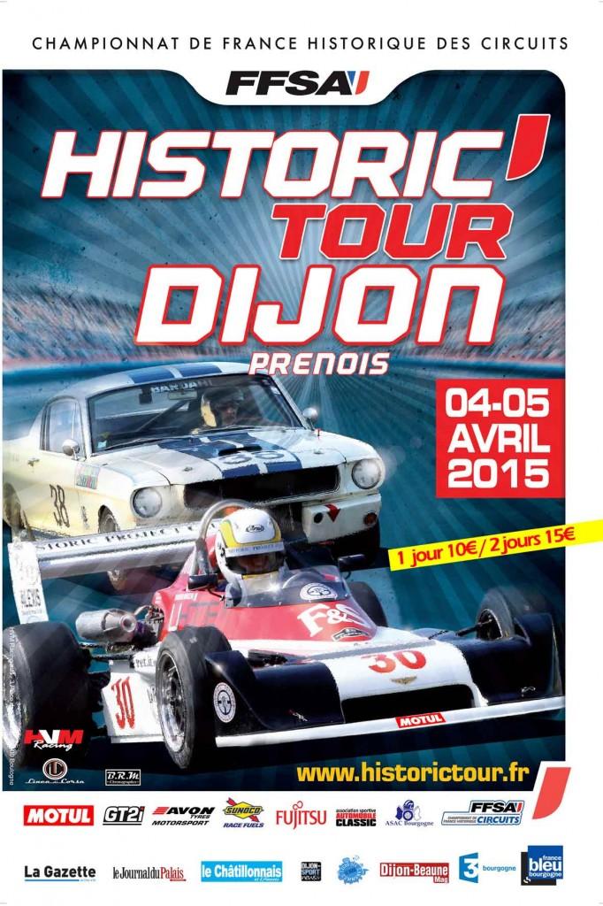 Affiche Dijon