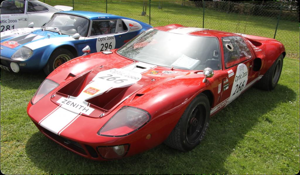 GT40 Vandromme