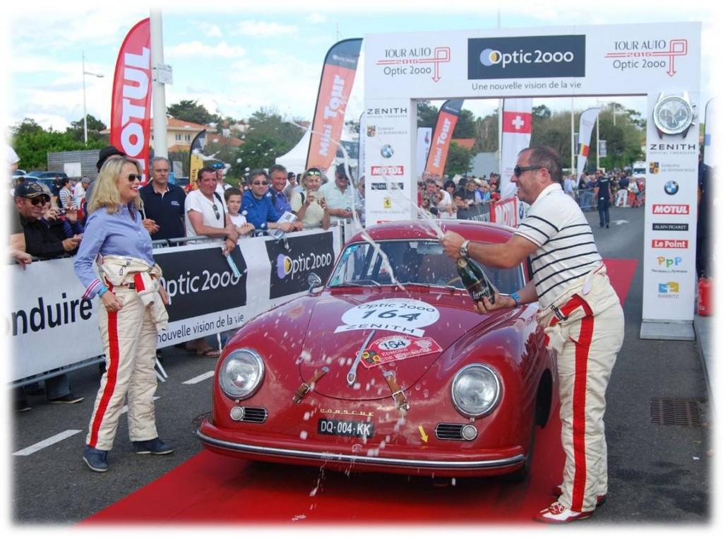 Porsche Puren TA