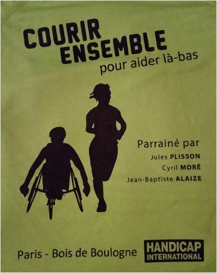 Courir Ensemble 2015