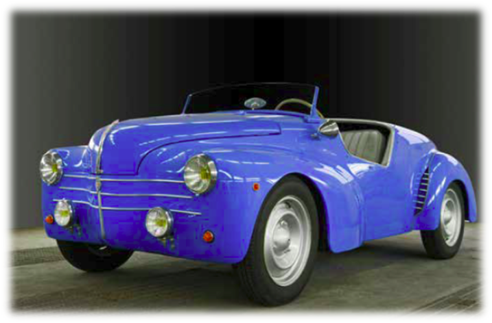 Spa Classic 4CV