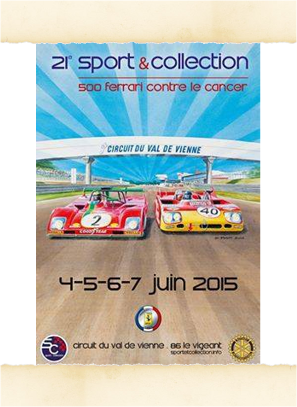 Sport et Collection 2015