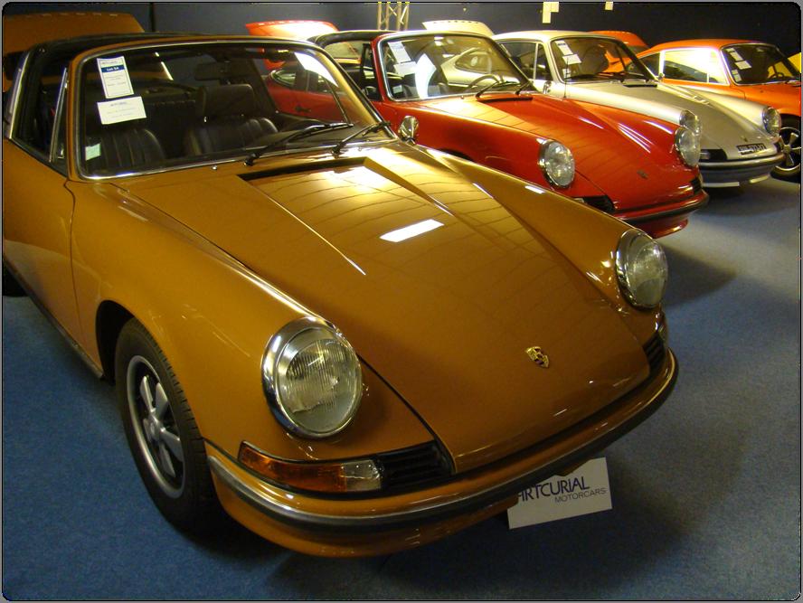 Artcurial Porsche