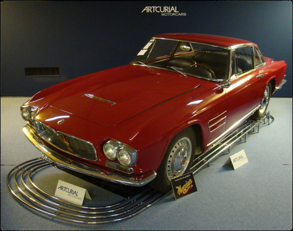 Maserati Frua Artcurial