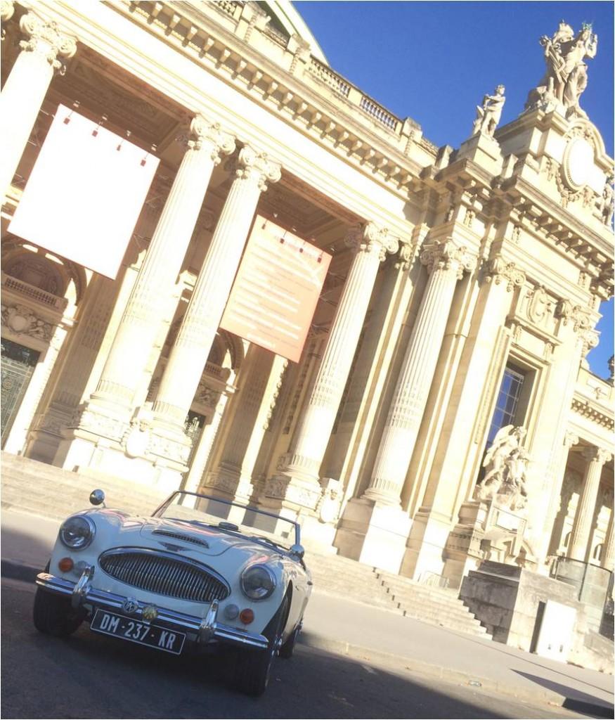 Healey Grand Palais
