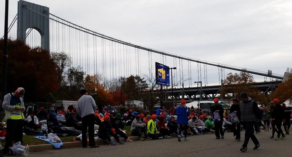 Depart Marathon