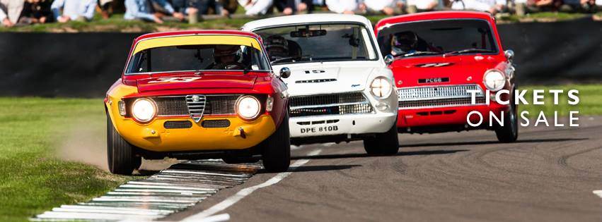 Goodwood Tickets 2016