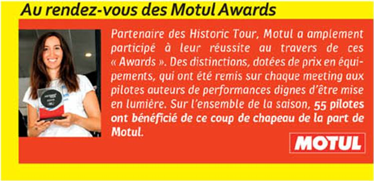 Motul Awards 2