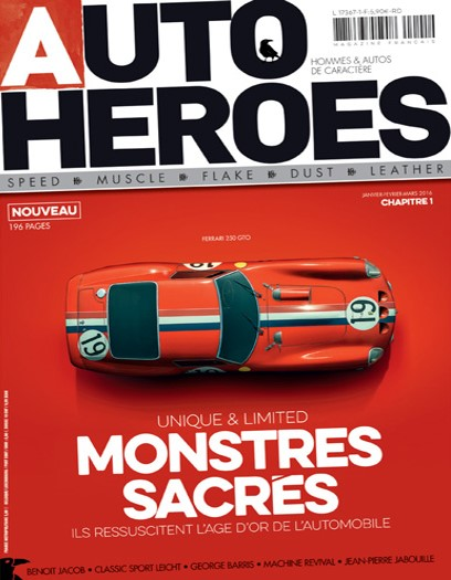 Auto Heroes Couverture