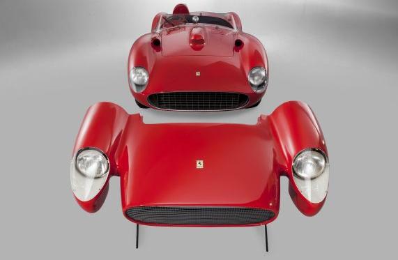 Carrosserie Ferrari