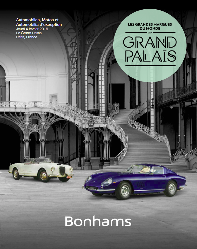 Catalogue Bonhams Paris 2016