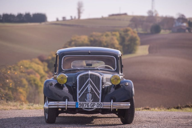 Citroen Traction Artcurial