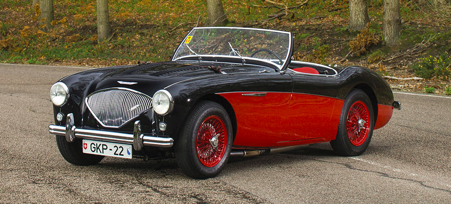 Healey 100 M RM Auctions Sothebys