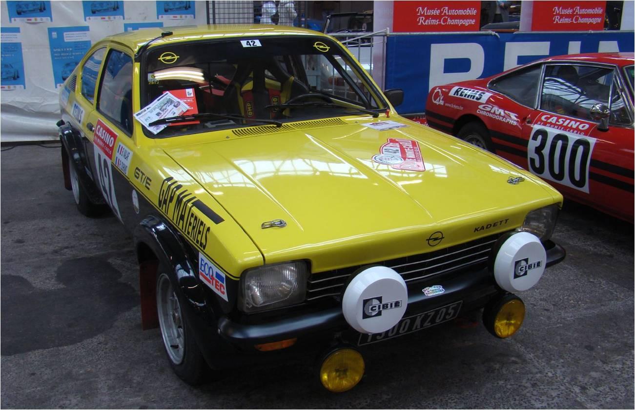 Opel Monte Carlo
