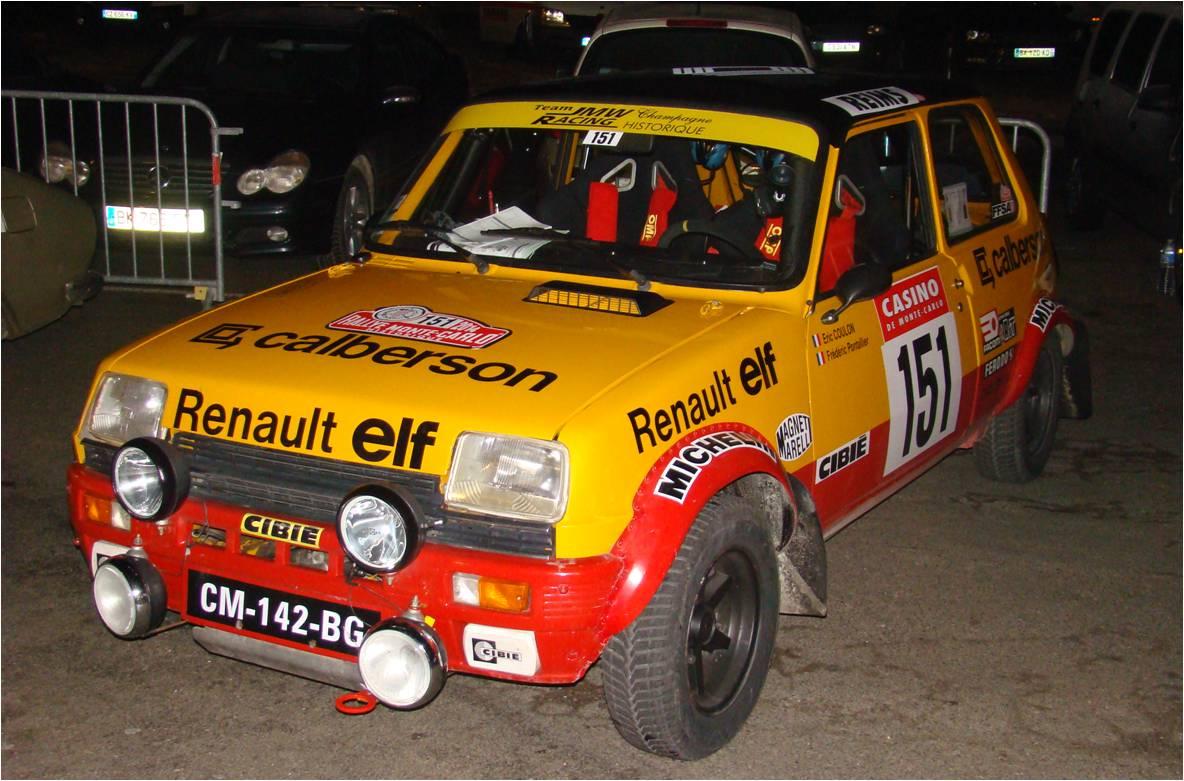 R5 Monte Carlo