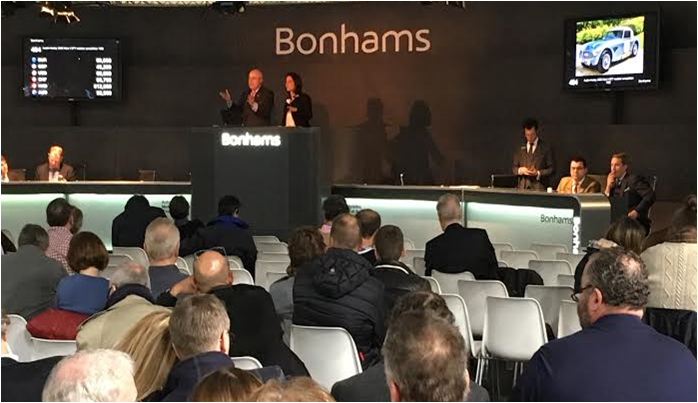 Ambiance Bonhams Paris