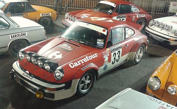 Porsche Gaubert Monaco