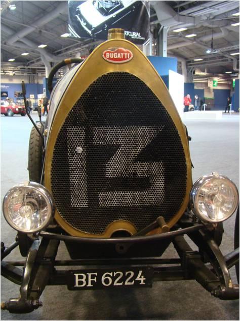 Retromobile 2016 Bugatti