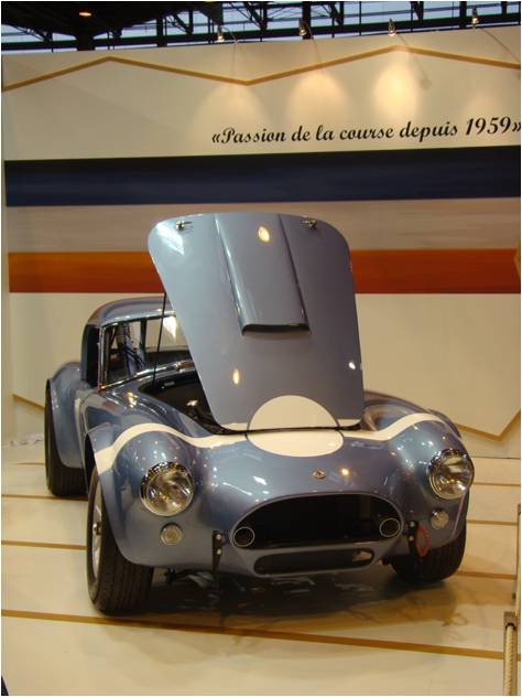 Retromobile 2016 Cobra