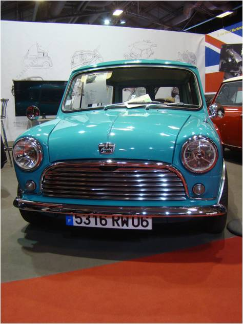 Retromobile 2016 Countryman2