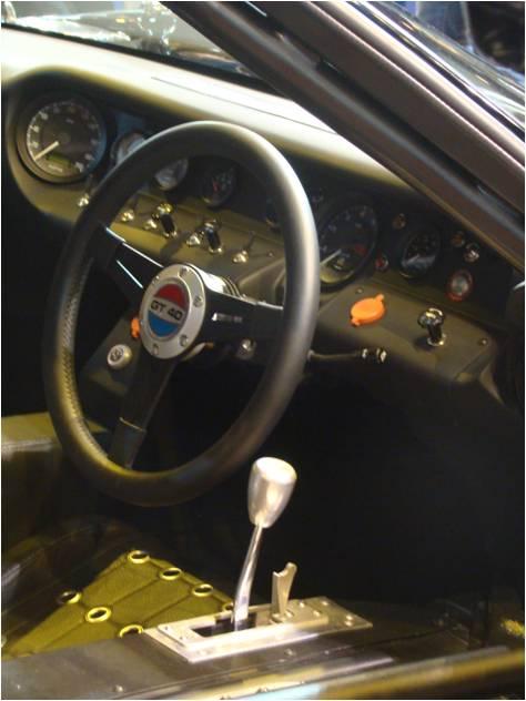Retromobile 2016 GT40