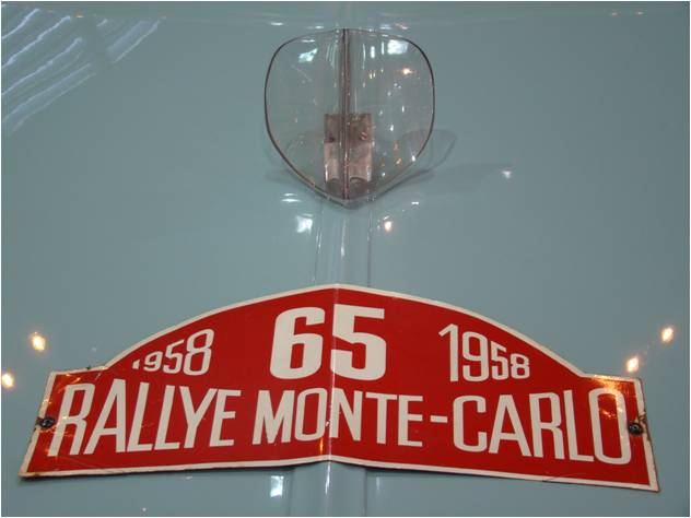 Retromobile 2016 Monte Carlo