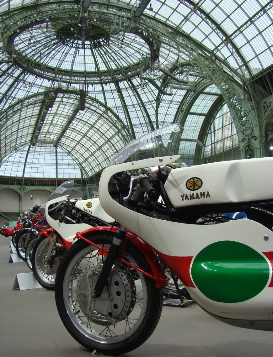 Yamaha Bonhams Grand Palais