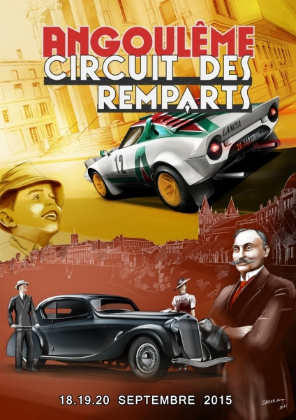 Circuits Remparts