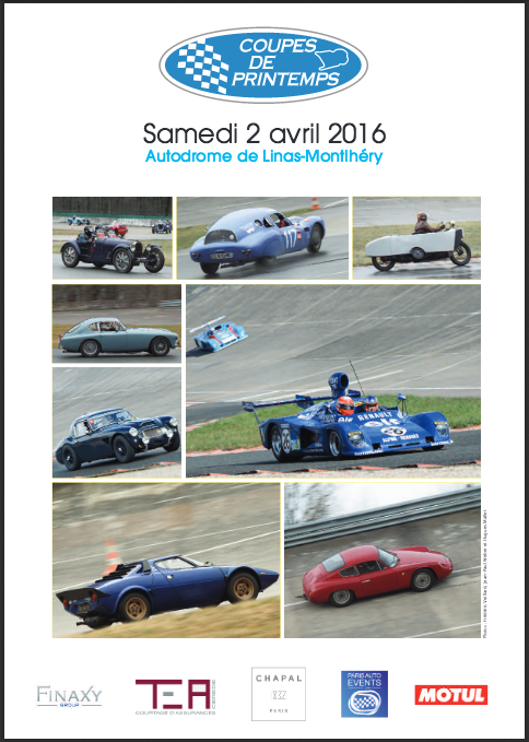 Coupes de Printemps 2016