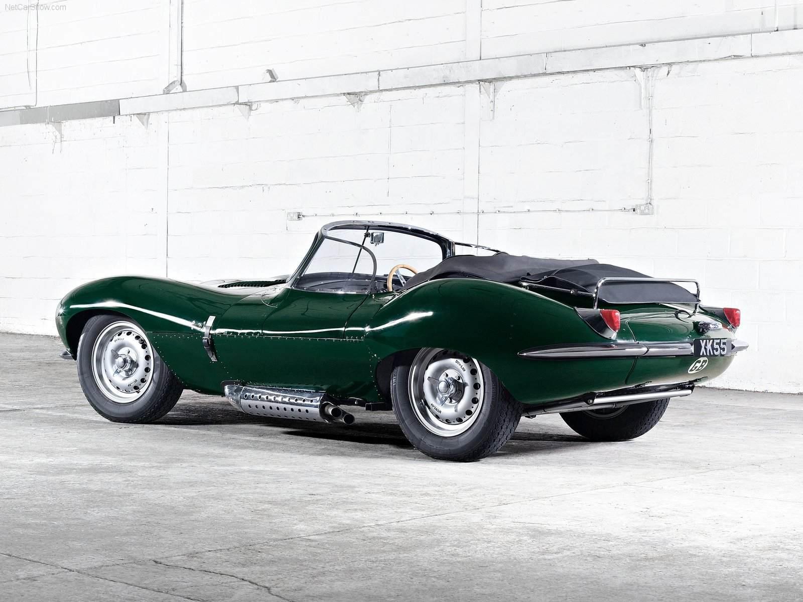 Jaguar XKSS2