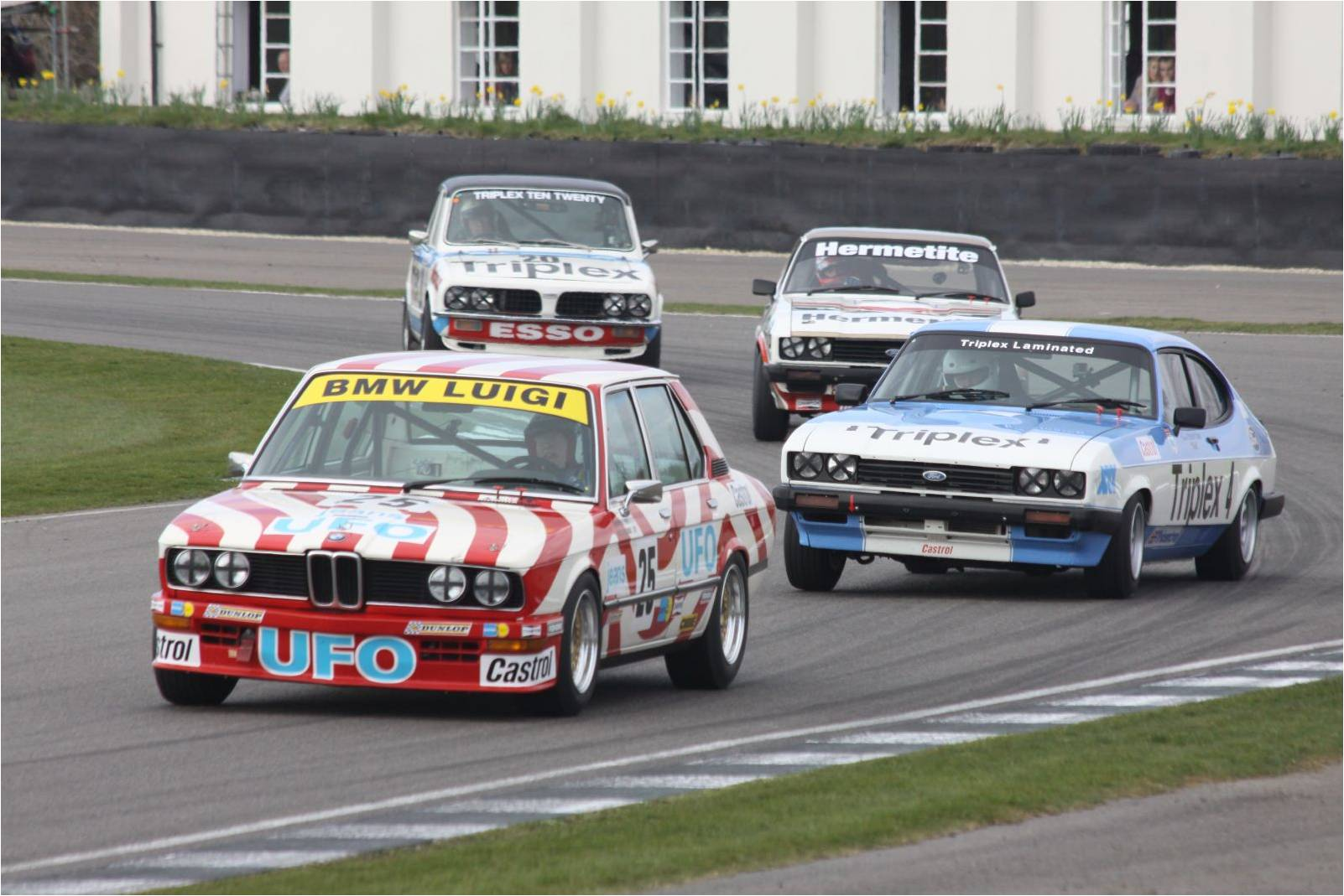 Saloon Goodwood 74MM