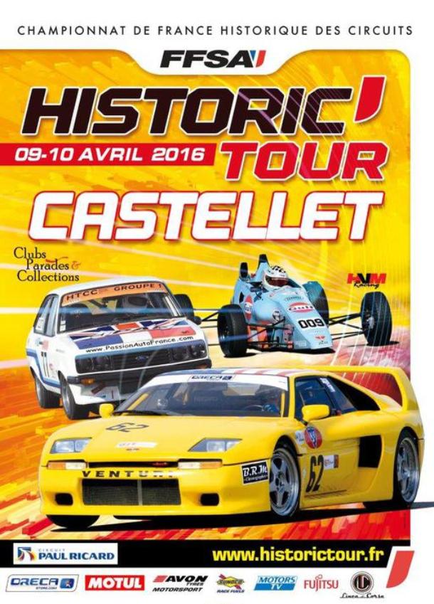 Historic Tour Castellet 2016