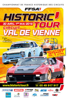 Historic Tour Val de Vienne 2016