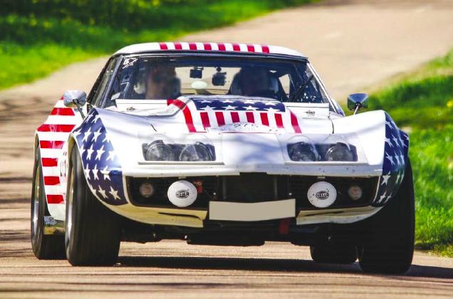 Corvette TA